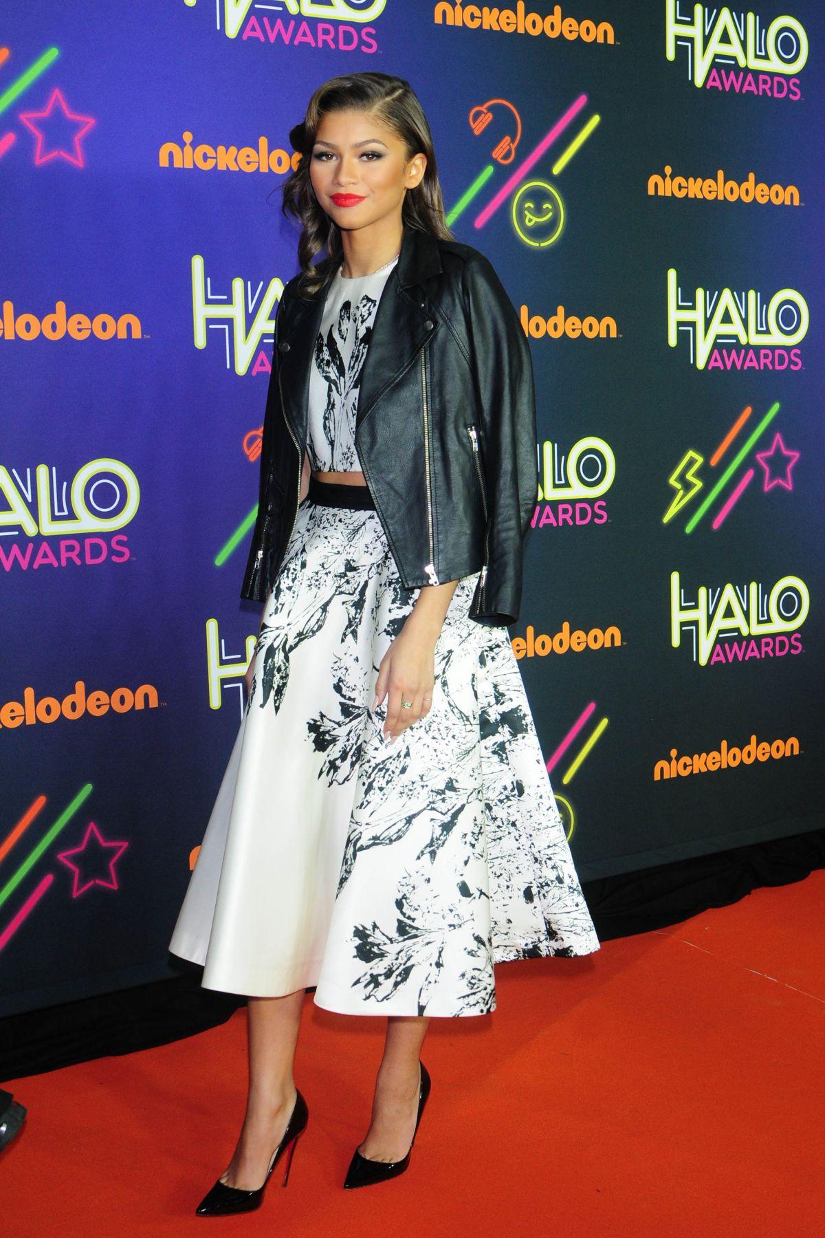 zendaya-coleman-at-nickelodeon-halo-awards-2014-in-new-york_9