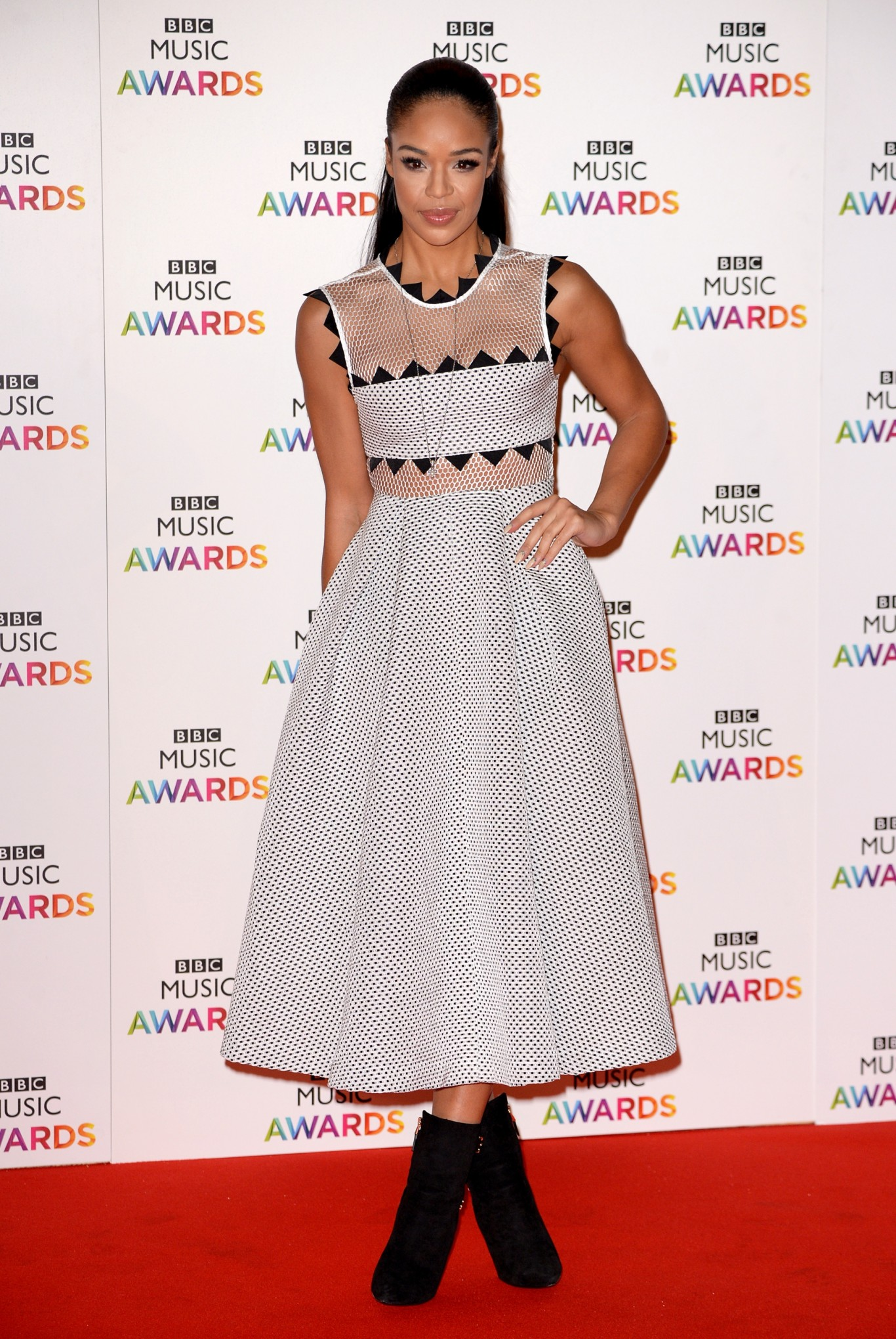 Sarah-Jane -Crawford--bbc-music-awards-london-december-2014