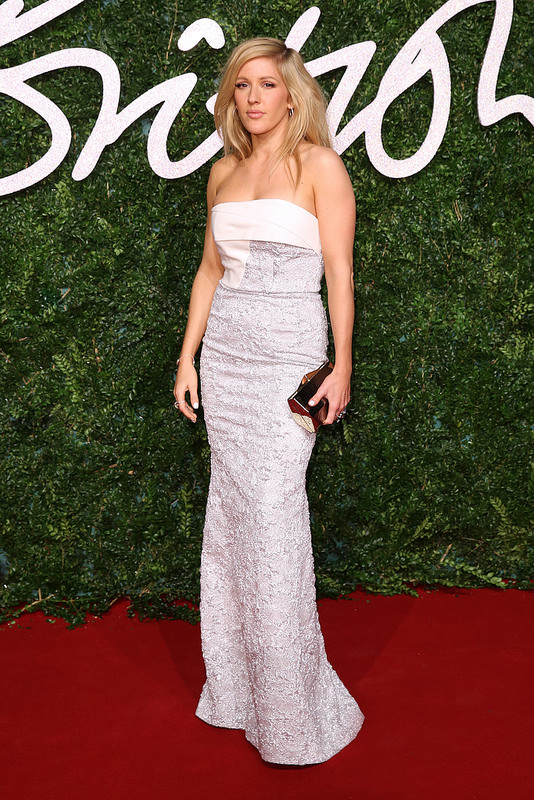 Ellie -Goulding-2014-british-fashion-awards