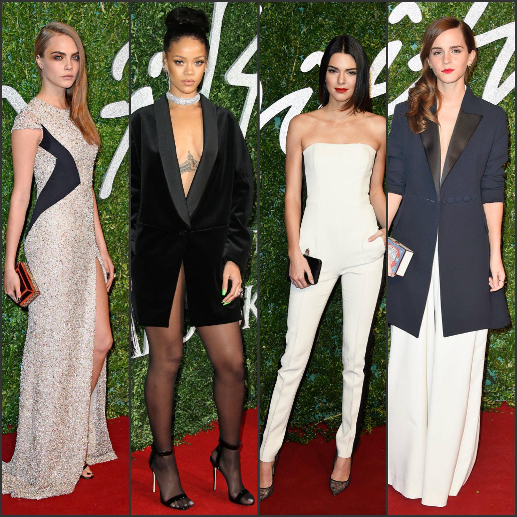 2014-British-Fashion-Awards-Redcarpet