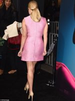 Reese Witherspoon  wears  Balenciaga – 'Inherent Vice' LA Premiere