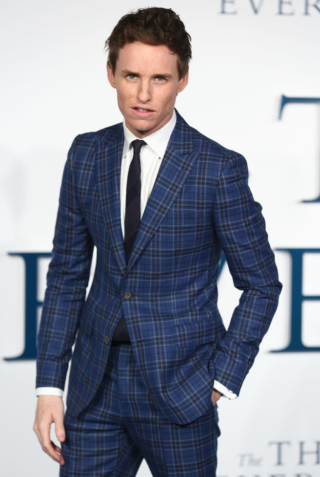 eddie-redmayne-wears-hardy-amies-blue-check-suit-to-theory-of-everything-london-premiere