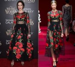 Emily Blunt wears  Dolce & Gabbana – 'Into The Woods' World Premiere