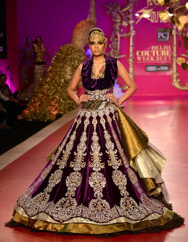 Indian Fashion Designer Ritu Beri Fashionsizzle