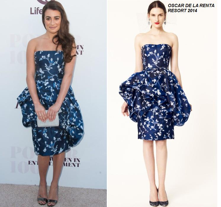 lea-michele-oscar-de-la-renta-hollywood-reporters-women-entertainment-breakfast/