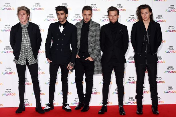One-Direction-attending-the-BBC-Music-Awards-at-Earls-Court-London