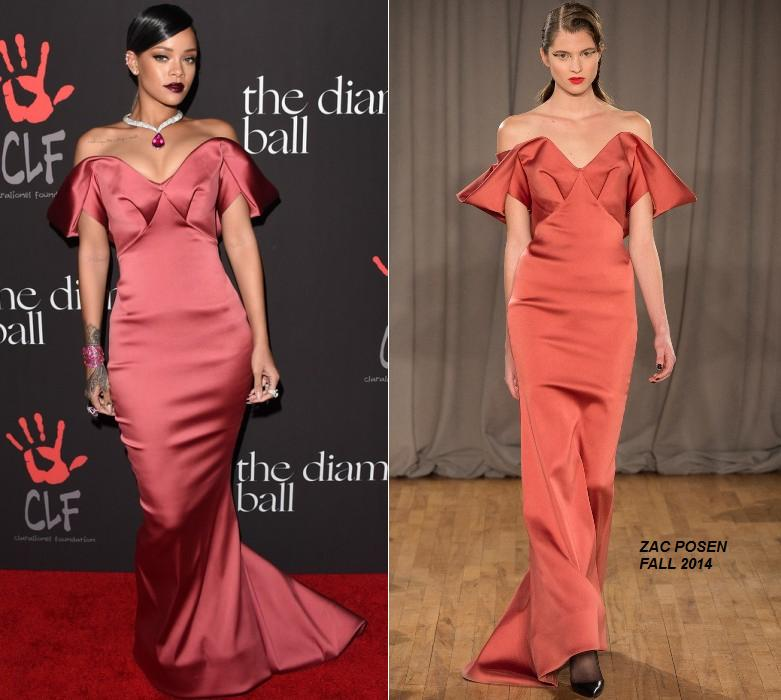 rihanna-zac-posen-inaugural-diamond-ball-clara-lionel-foundation/