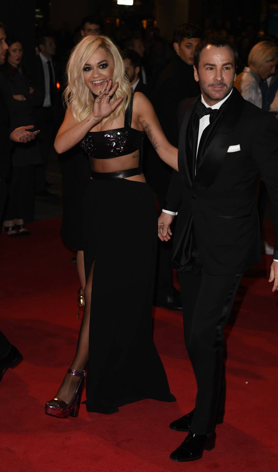Rita-ora-british-fashion-awards-2014
