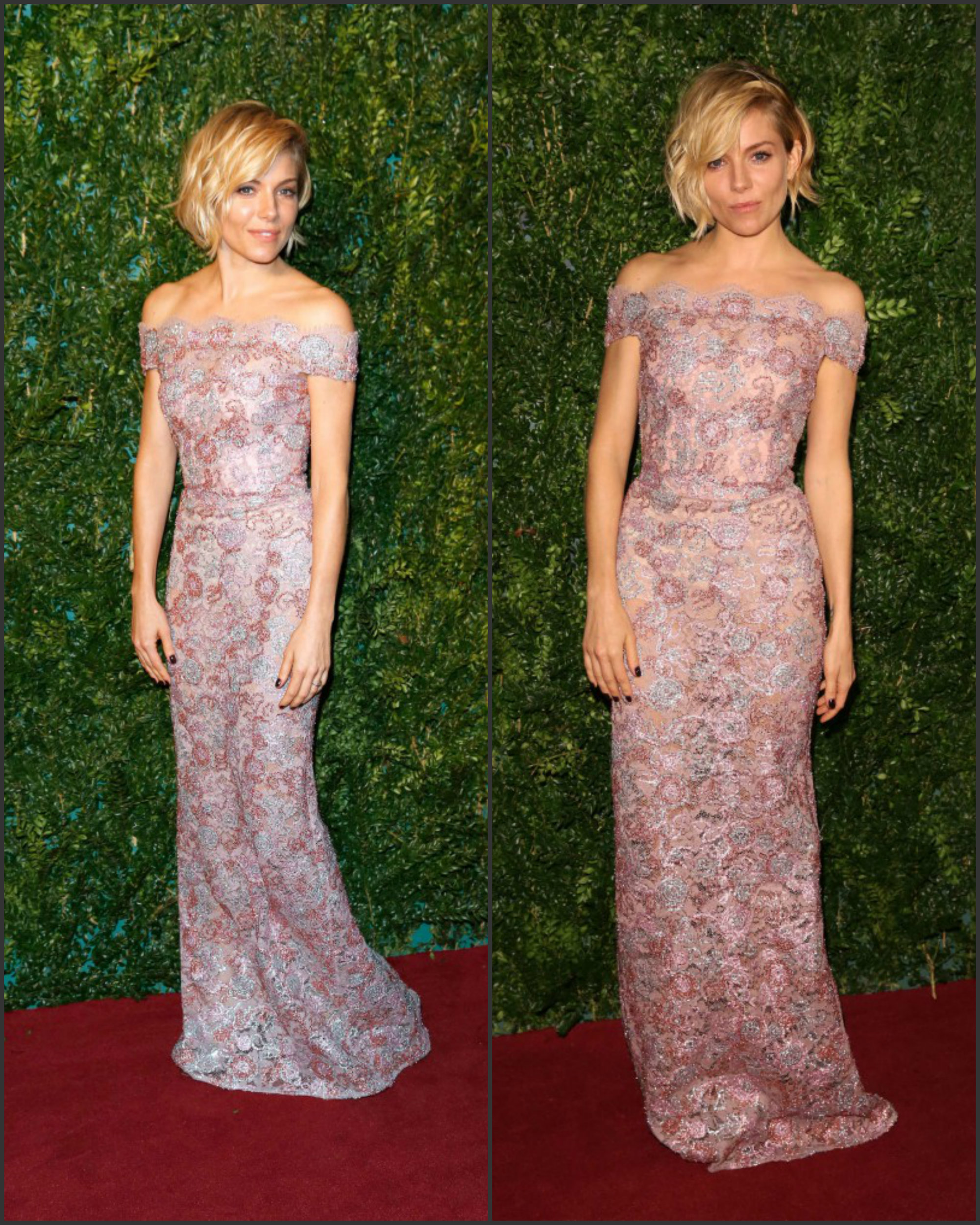 Sienna-Miller-in-Burberry- 2024-London-Evening- standard-theatre-awards