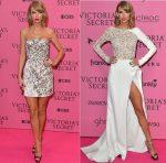 Taylor Swift wears  Zuhair Murad Couture  &  J. Mendel – Victoria's Secret Fashion Show