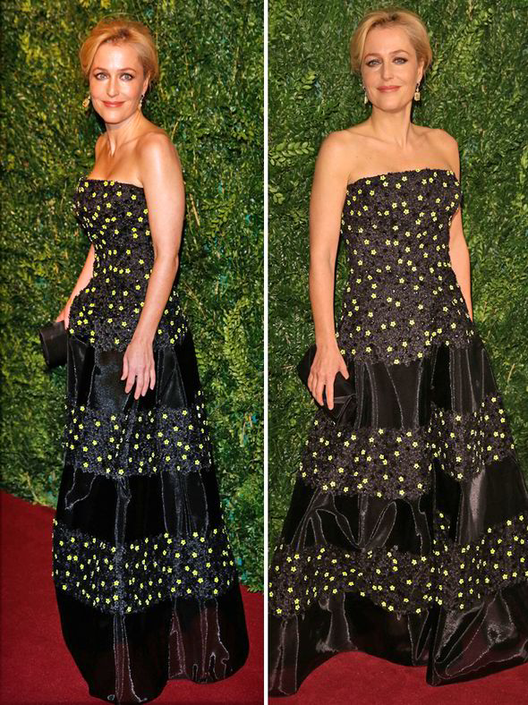 gillian-anderson-nicholas-oakwell-couture-2014-london-evening-standard-theatre-awards/