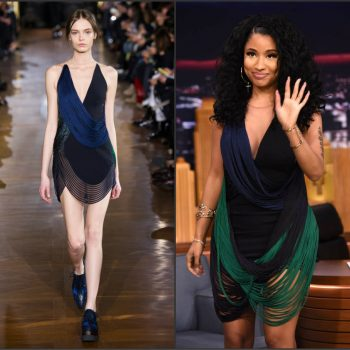 nicki-minaj-wears-stella-mcCartney-The-tonight-Show-starring-jimmy-Fallon