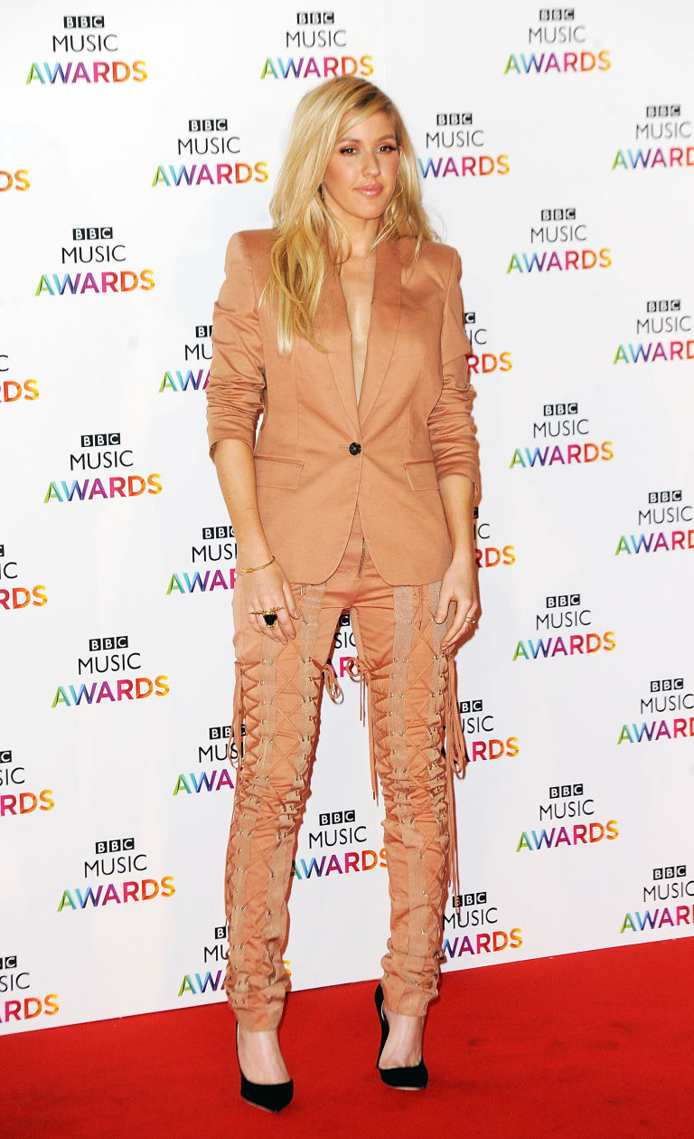 ellie-goulding--bbc-music-awards-2014