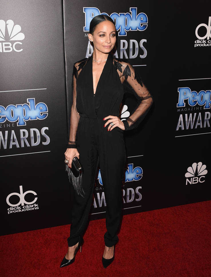 The PEOPLE Magazine Awards - Arrivals