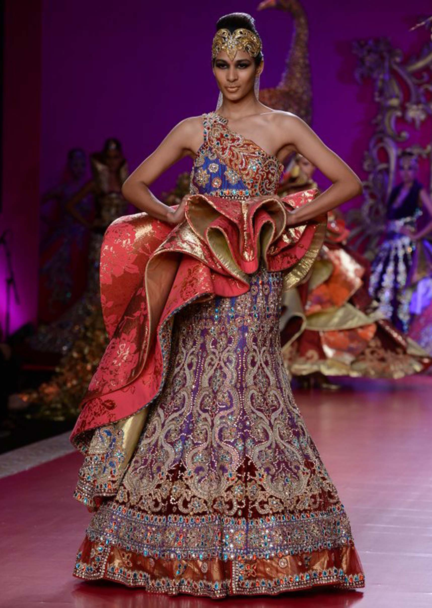 Indian Designers In Paris Fashion Week