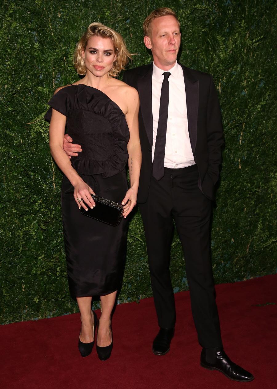 Billie -Piper -& -Laurence -Fox--2014-london-evening-standard-theatre-awards/