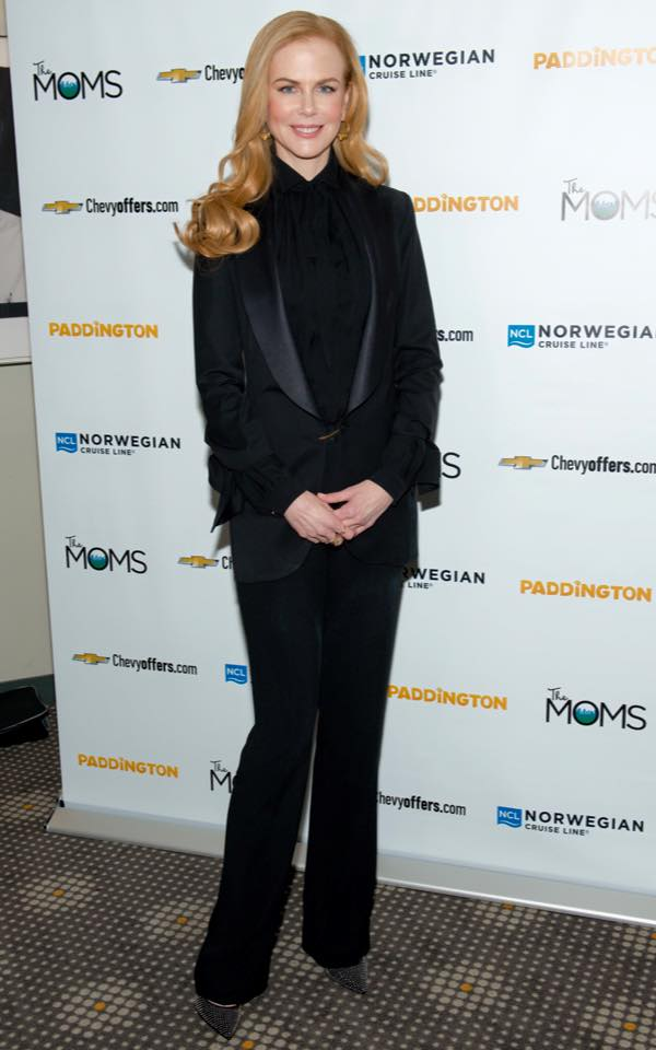 Nicole-Kidman-'Paddington' New- York -Screening