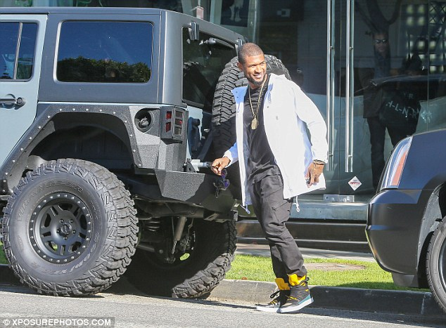 usher-wearing-kith-and-kris-van-assche-out-shopping-in-beverly-hills