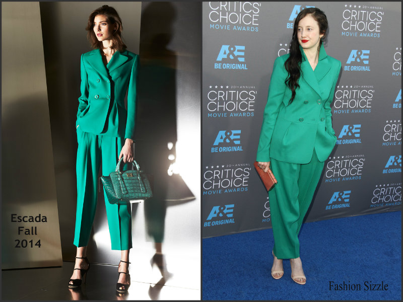 Andrea-Riseborough-In-Escada-2015-Critics- Choice-Movie-Awards