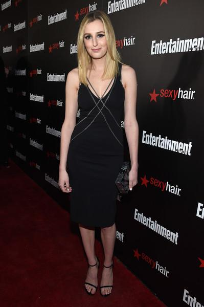 Laura-Carmichael-in - Donna-Karan-entertainment-weekly-s-sag-awards-2015-nominees-party