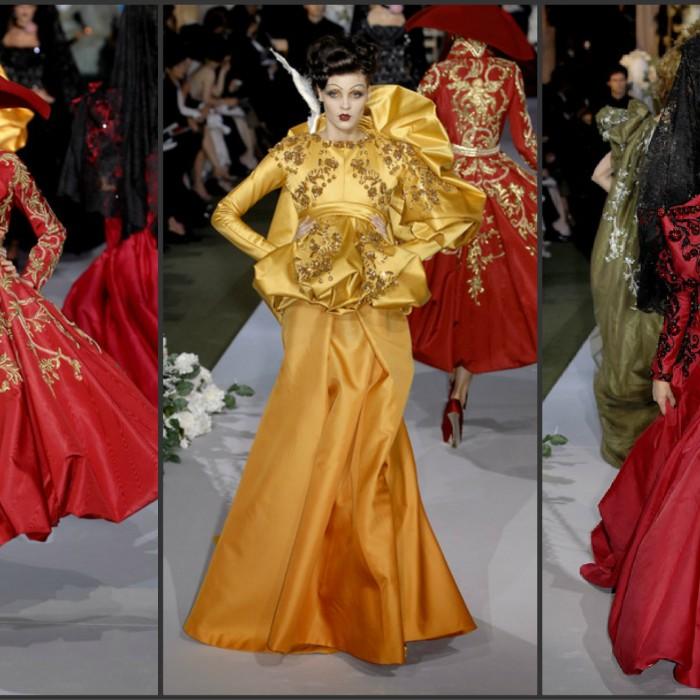 """Christian Dior"" Autumn- Winter 2007 /2008"