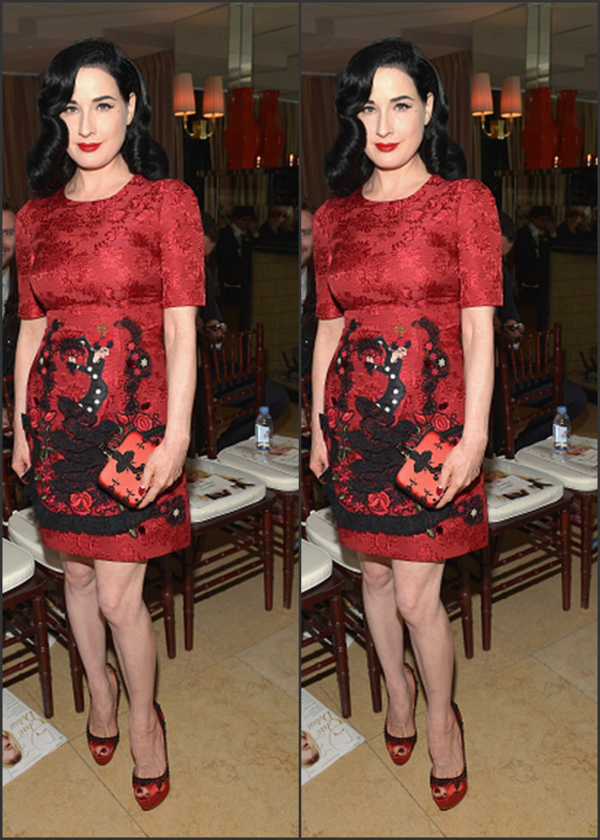 Dita-Von-Teese-in-Dolce-The Daily-Front-Row-Fashion-Los-Angeles-Awards