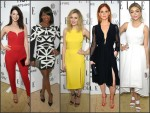 ELLE's   2015 Women in Television Celebration