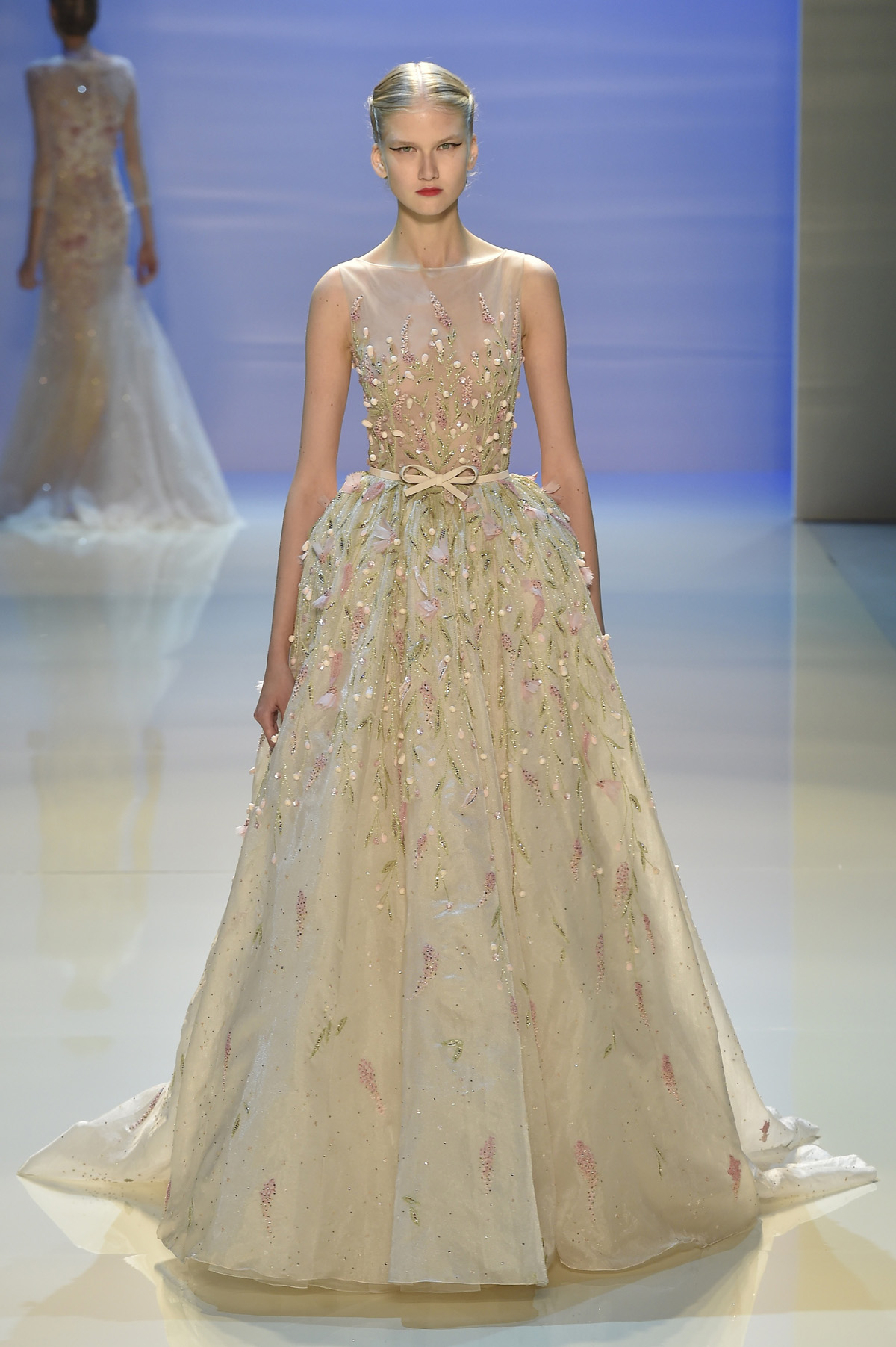 Georges Hobeika Couture Fall 2014