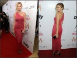 Gigi Hadid in Calvin Klein  -The  Daily Front Row 'Fashion Los Angeles Awards