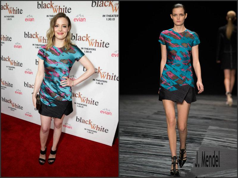 Gillian-Jacobs-wears-J. Mendel-Black-or-White-LA-Premiere
