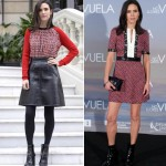 Jennifer Connelly  wears  Louis Vuitton – 'Aloft' ('No Llores, Vuela') Madrid Premiere & Photocall