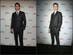 James Marsden & Max Irons wears  Brioni – Brioni Milan Menswear Fashion Week Dinner Party