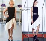 "Julianne Hough wears  Camilla & Marc at the ""Swirl"" Dance Off"