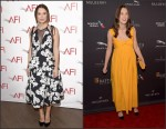 Keira Knightley wears Erdem & Hermes – 2015 AFI Awards & 2015 BAFTA Tea Party