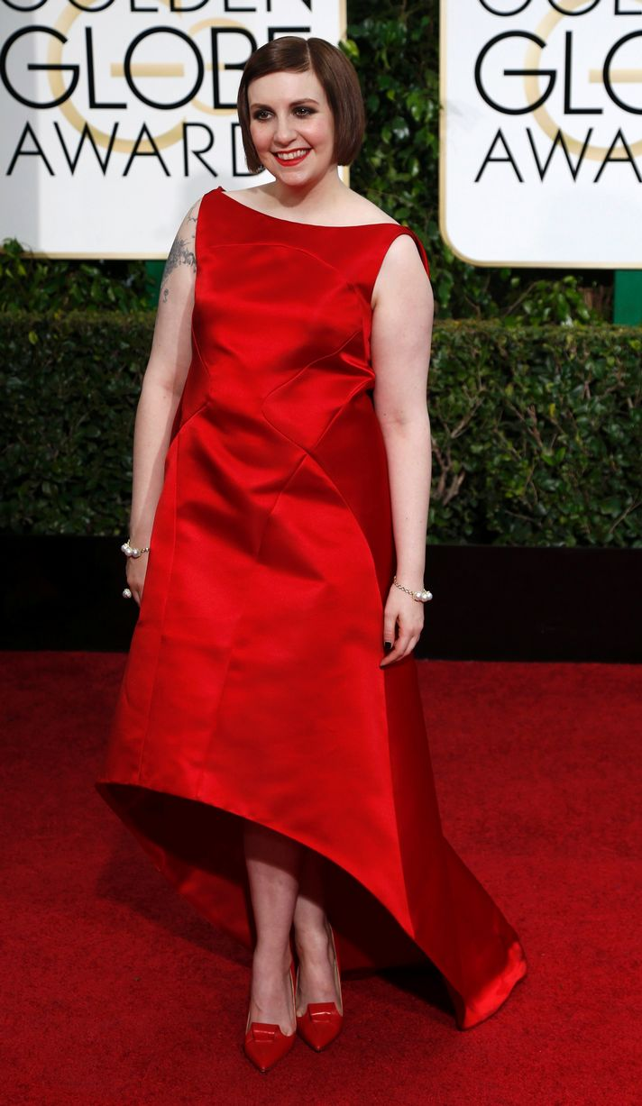 Lena-Dunham-arrives-at-the-72nd-Golden-Globe-Awards-in-Beverly-Hills-California-January-11-2015