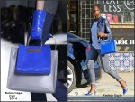 Lupita Nyong'o spotted  with  Balenciaga 'Cable' Shopper – Out In LA