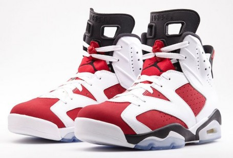 Nike-Air-Jordan-6-Retro-6-Carmine-Sneakers-Shoes-455x308