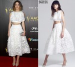 Rose Byrne in Maticevski at the 4th AACTA Awards Ceremony