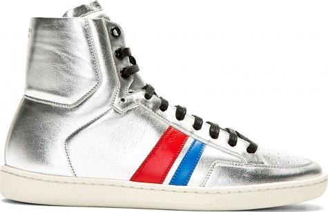Saint-Laurent-Silver-Metallic-Leather-Sneakers-475x308