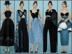 Ulyana Sergeenko Spring 2015 Haute Couture
