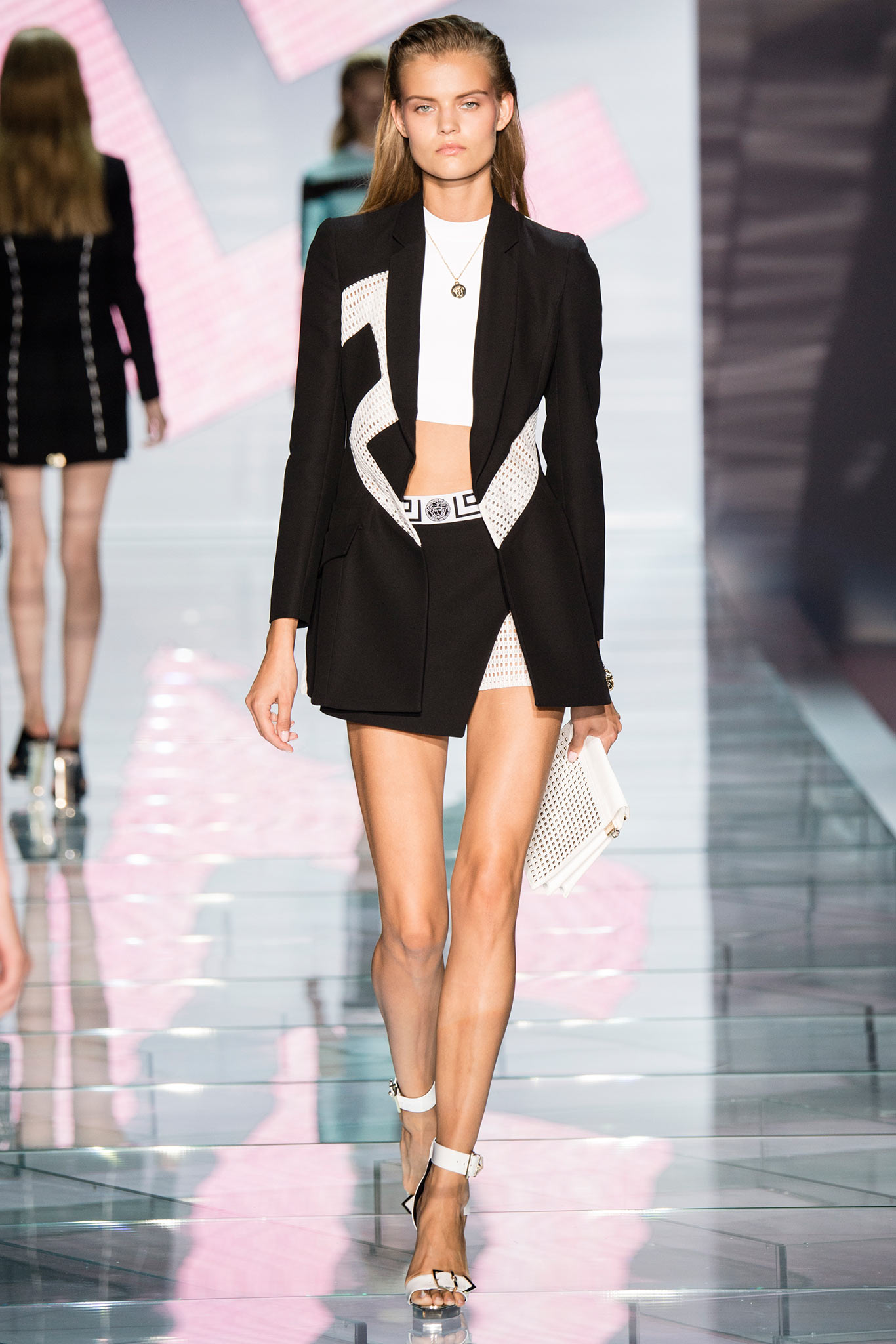 Versace-Spring- 2015 -Ready-to-Wear