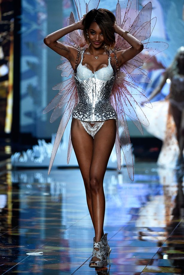Jourdan Dunn at Victoria Secrets Fashion Show