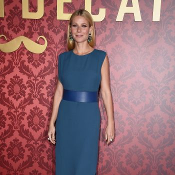 "The Los Angeles Premiere Of ""Mortdecai"" – Arrivals"