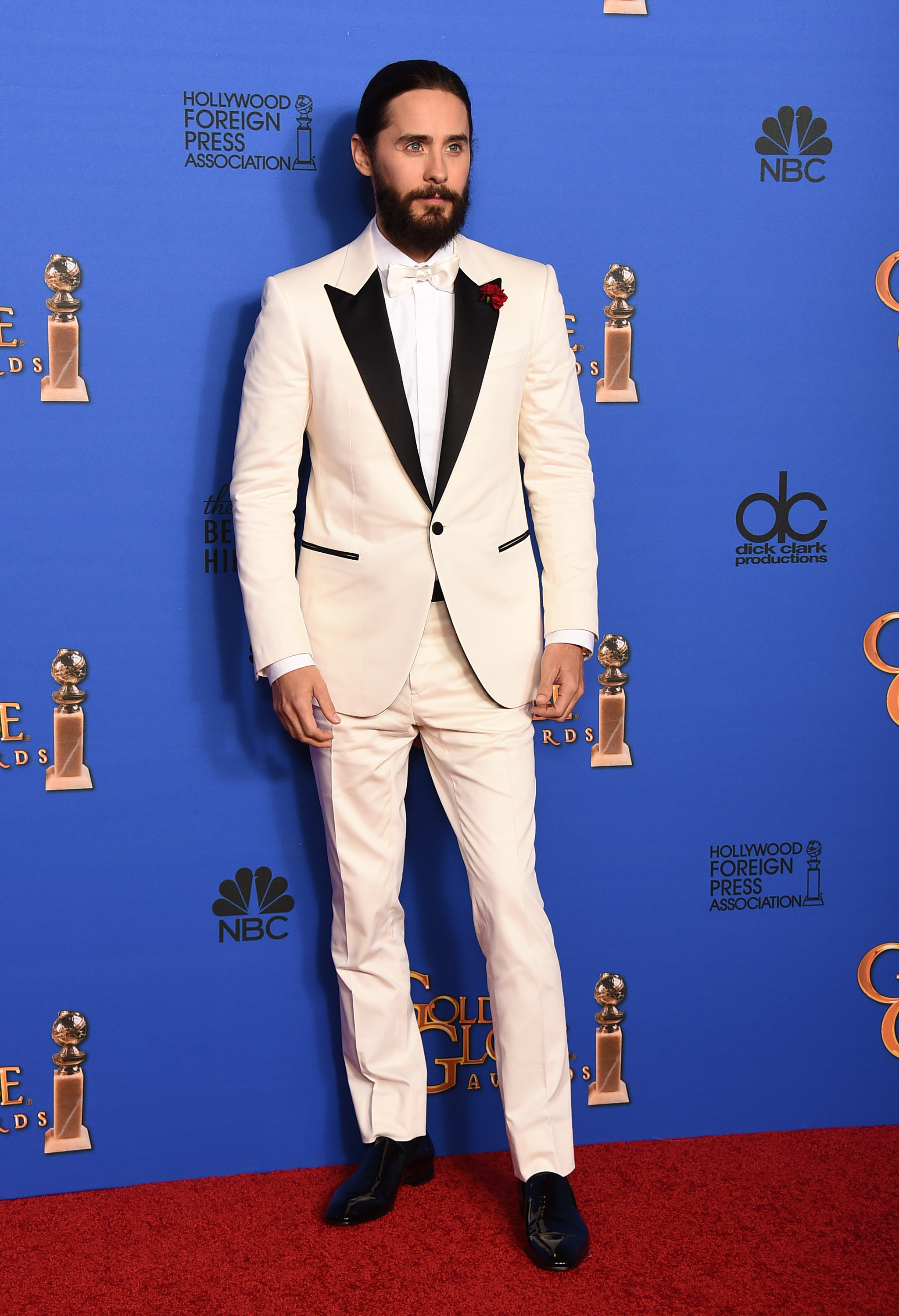 Best Dressed Men at the Golden Globes Awards 2015 ...