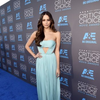 genesis-rodriguez-critics-choice-movie-awards-reem-acra