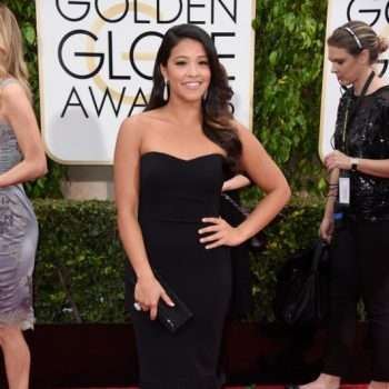 gina-rodriguez-72nd-annual-golden-globe-awards-badgley-mischka