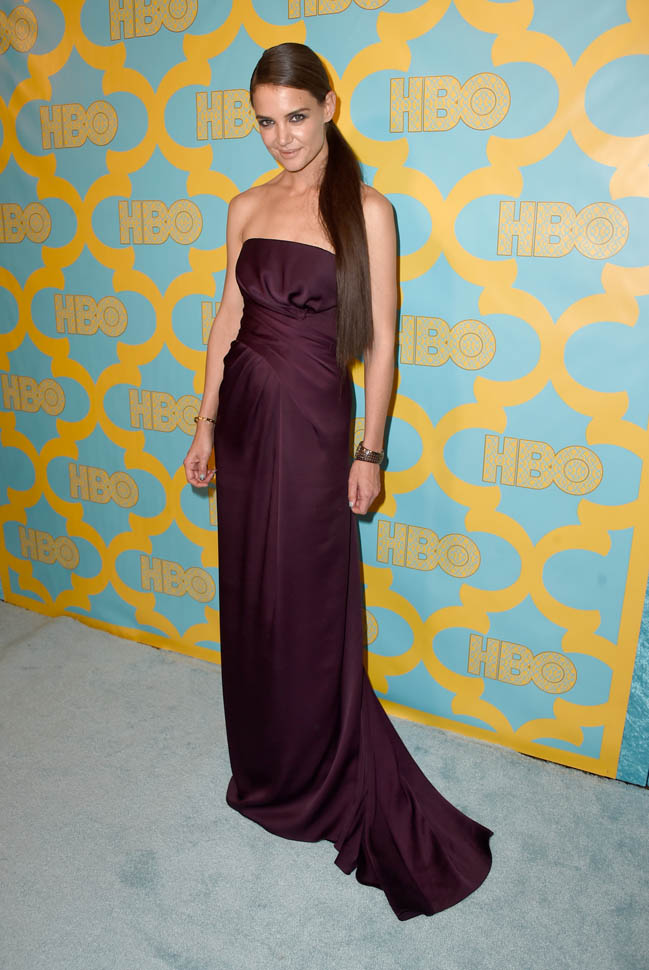 Katie-Holmes-in-Marchesa-golden-globes