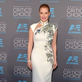 jessica-chastain-critics-choice-movie-awards-antonio-berardi