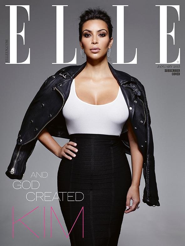 kim-kardashian-elle-uk-january-2015-cover01