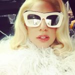 Lady Gaga Appears in Selfie New Year's Campaign for Shiseido